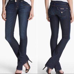 Hudson Jeans Beth Babyboot Dark Wash